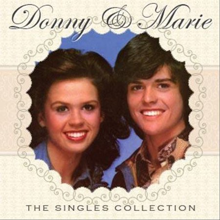 Donny & Marie Osmond - The Singles Collection (CD) ()
