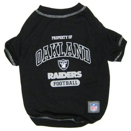 Oakland Raiders Dog T-Shirt - Walmart.com 6c1317d14