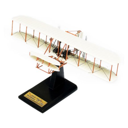 MasterCraft Wright Flyer Kitty Hawk Model Plane (Uss Kitty Hawk Cv 63 Model Kit)