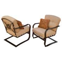 Heritage Deep Seating Spring Chair - Set of 2