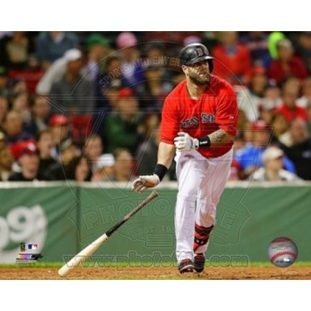 Mike Napoli 2014 Action Sports Photo