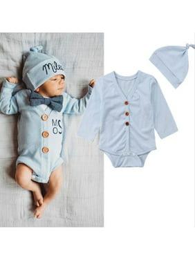 Happy Little Girls 2Piece White Vest and Denim Cake Dress with Belt Set 4T blue