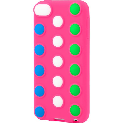Incipio Dotties for Apple iPod Touch 5G, Pink