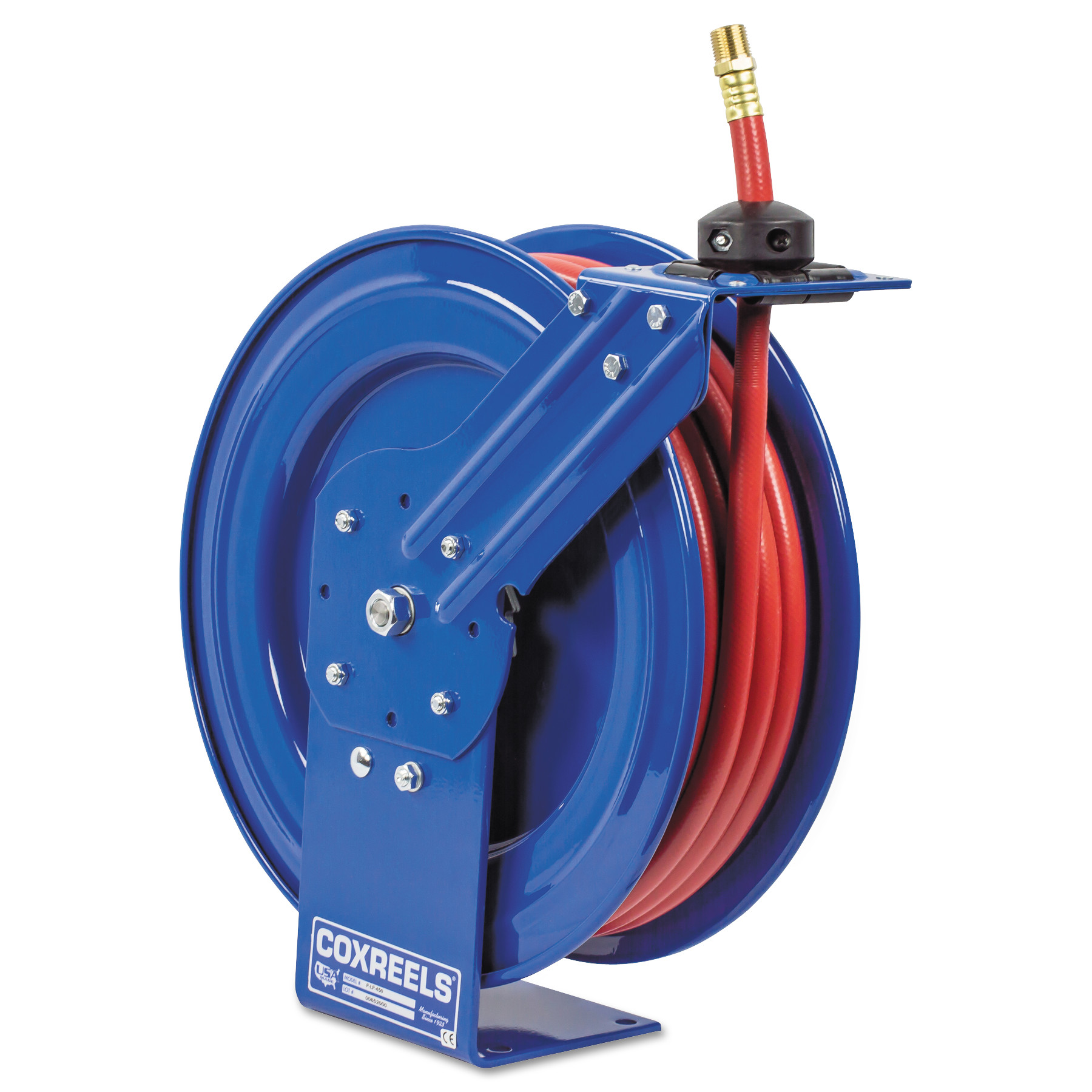 Coxreels Performance Hose Reels, 1 2 in x 50 ft by Coxreels®