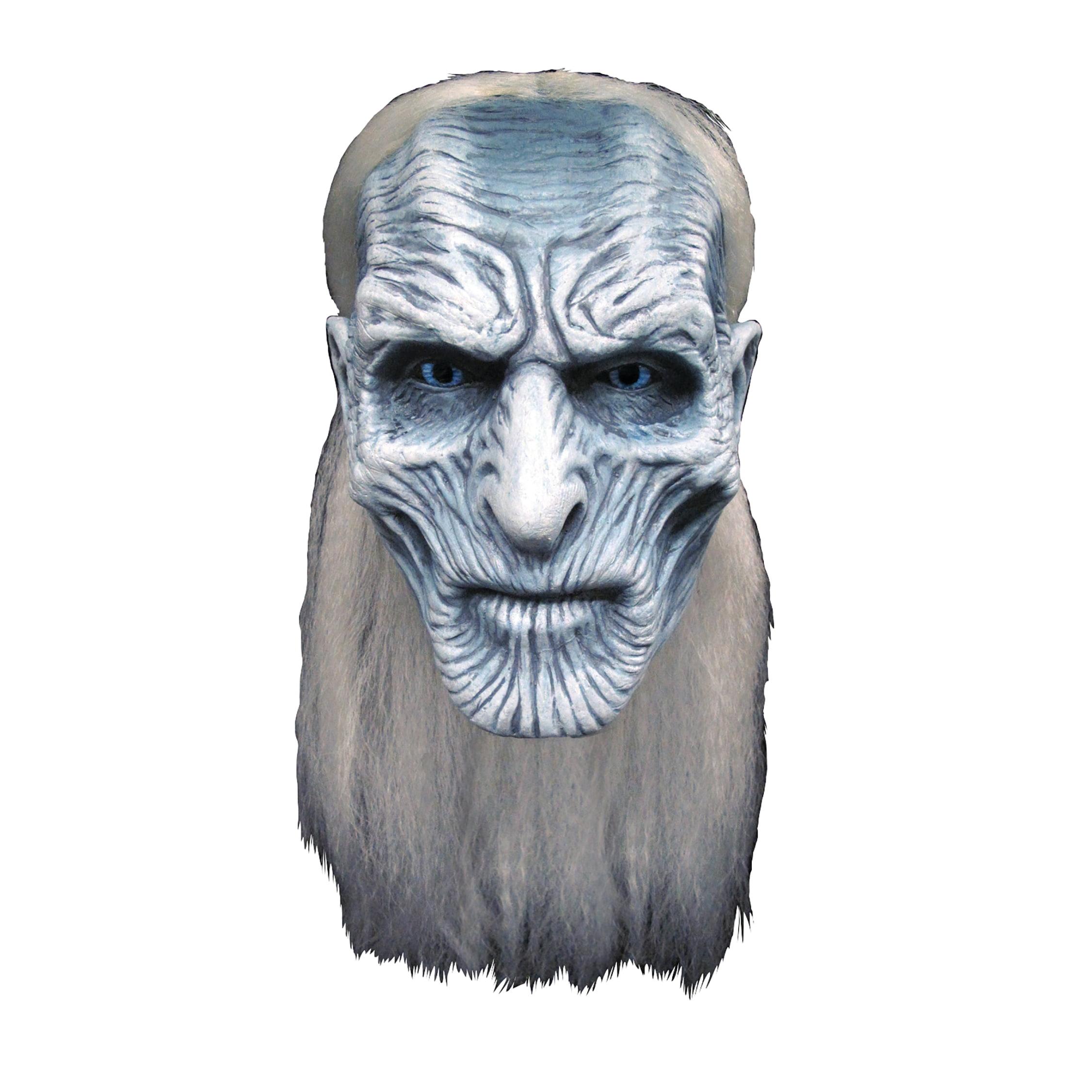 Trick Or Treat Studios Game of Thrones: White Walker Halloween Costume Mask