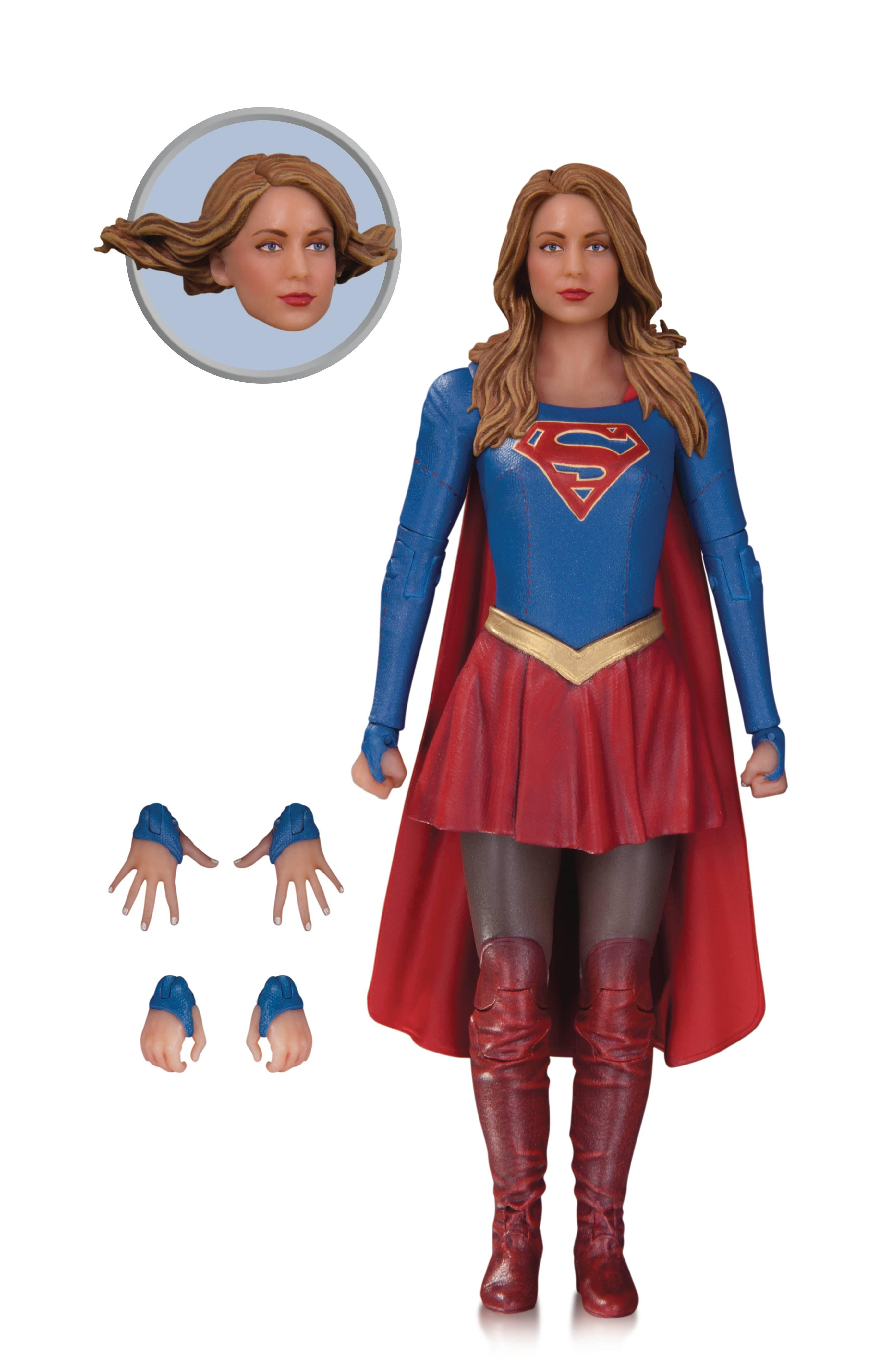 DC TV Supergirl Action Figure (Other) by DC Direct