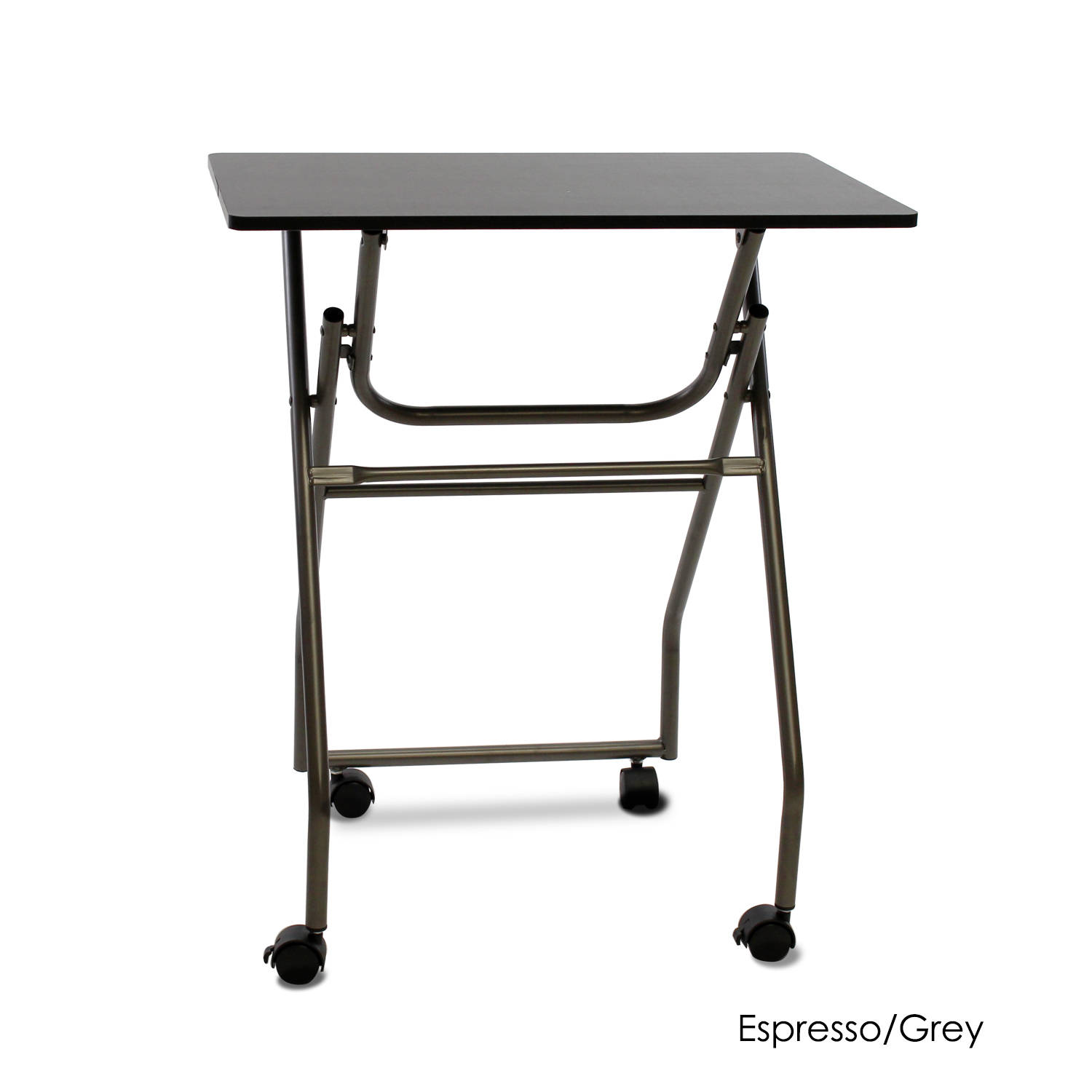Furinno Easi Folding Multipurpose Personal TV Tray Table