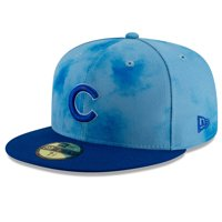 reputable site 04e85 71767 Product Image Chicago Cubs New Era 2019 Father s Day On-Field 59FIFTY  Fitted Hat - Blue