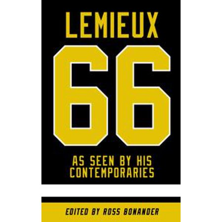 Mario Lemieux Autograph (Mario Lemieux As Seen By His Contemporaries -)