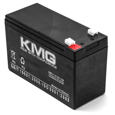 KMG 12V 7Ah Replacement Battery for Powersonic - image 1 de 3