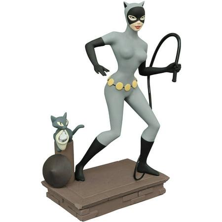 Catwoman Femme Fatales Batman The Animated Series PVC - Catwoman Batman
