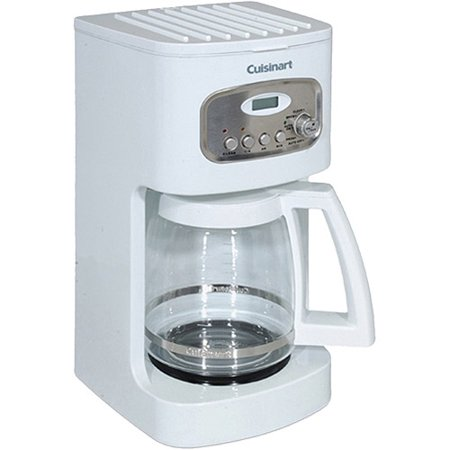 Cuisinart Coffee Maker In White : Cuisinart Programmable 12-Cup Coffee Maker, White, DCC-11 W 86279034250 eBay