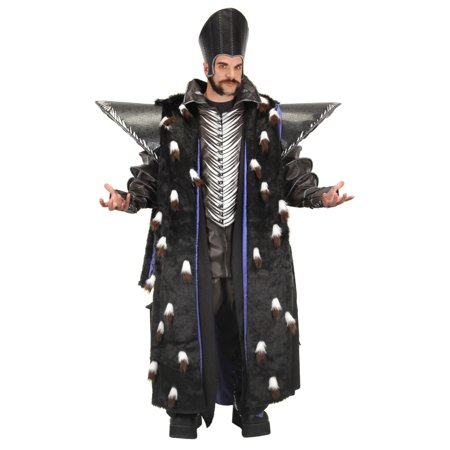 Alice Through the Looking Glass Time Replica Men's Costume  Adult One - Alice And The Wonderland Costumes