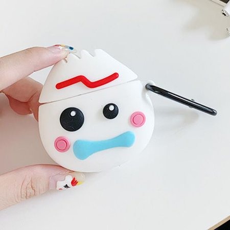 KABOER Lovely Cartoon Face AirPods Case Cover Skin Compatible with AirPods 1/2 Charging Case Airpods Accesssories Lovely Cartoon Face AirPods Case Cover Skin Compatible with AirPods 1/2 Charging Case Airpods Accesssories