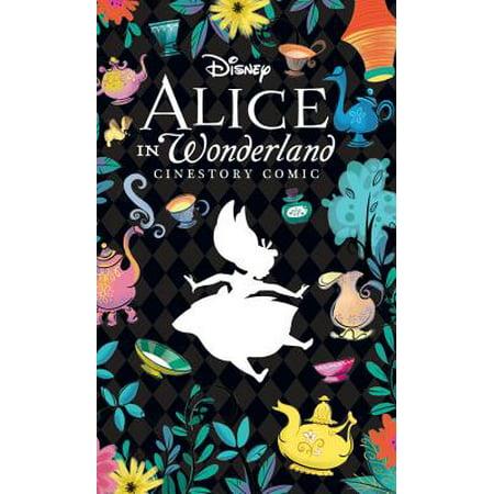 Disney Alice in Wonderland Cinestory Comic : Collector's - Alice In Wonderland Outfit Ideas