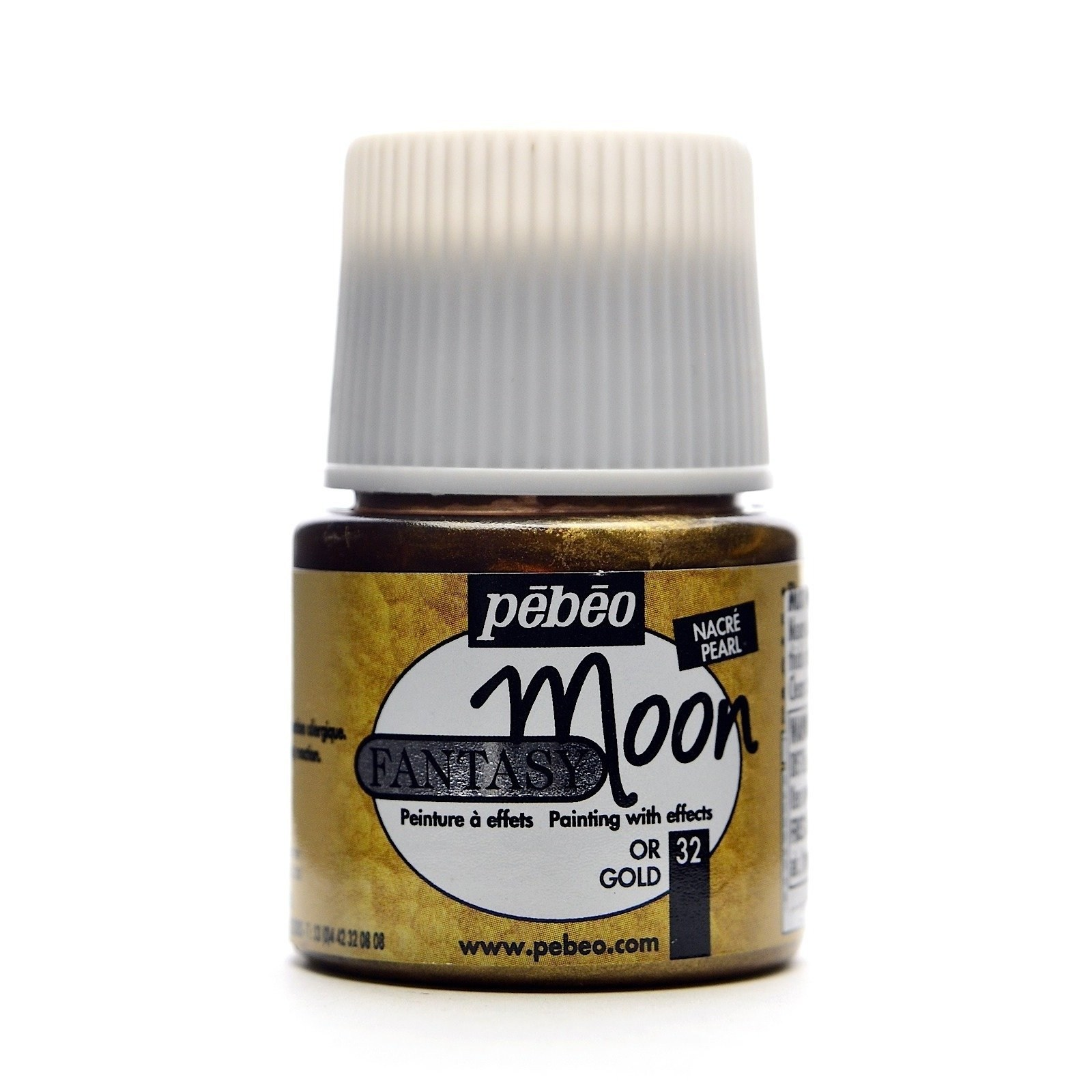 Fantasy Moon Effect Paint veil of smoke, 45 ml (pack of 3)