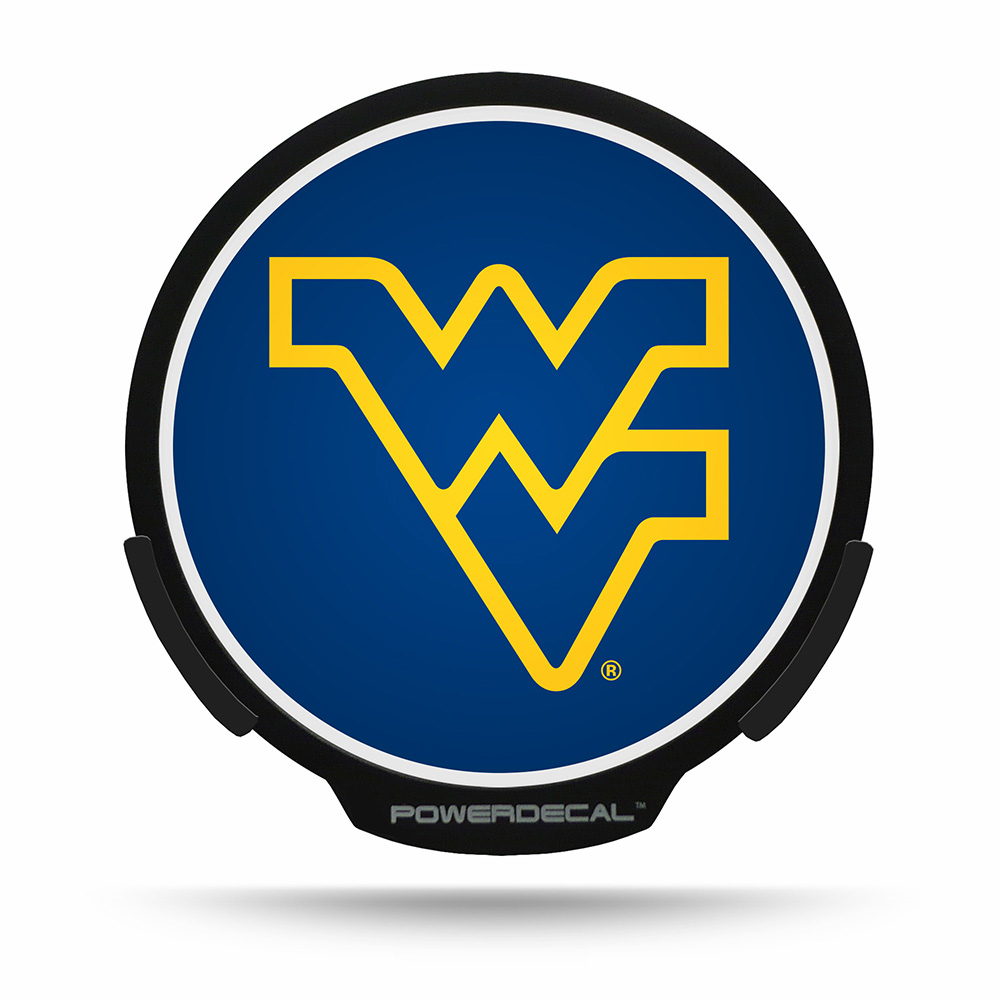 West Virginia Mountaineers NCAA Power Decal