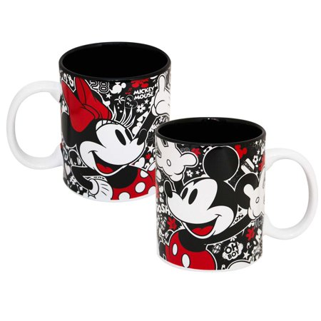 Mickey And Minnie Mouse Coffee - Mickey Mouse Coffee
