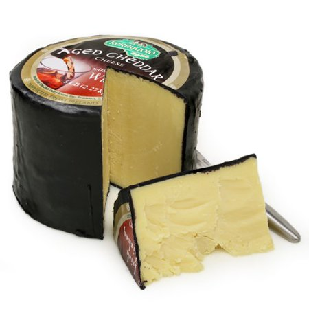 Igourmet Cheddar - Kerrygold Aged Cheddar with Irish Whiskey (7.5 ounce)