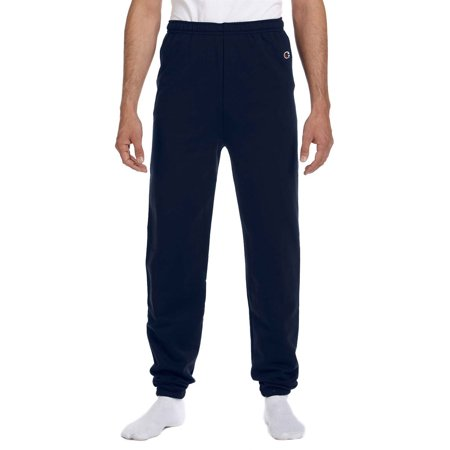 Champion Eco Fleece Pant - Navy - Small