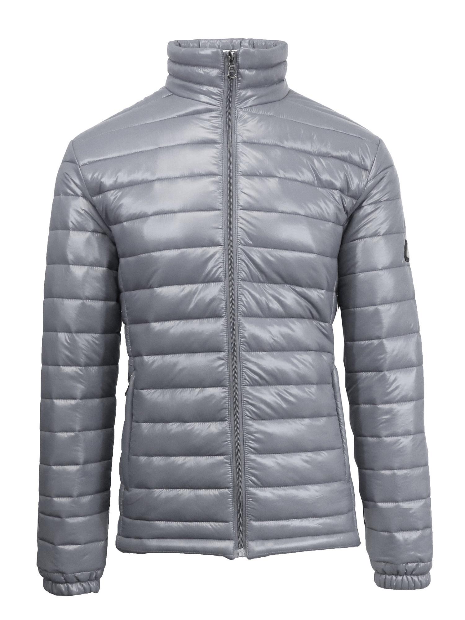 Mens Lightweight Puffer Jacket