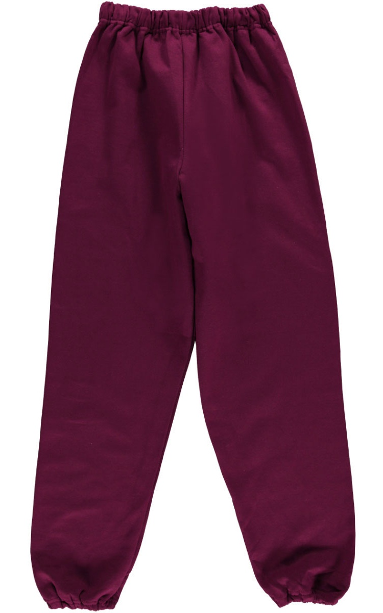 Adult Sizes S - XXL Jerzees Basic Fleece Sweatpants