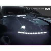 CIPA Mirrors 93576 EVO Formance LED Ultrabrights Universal Light Strip