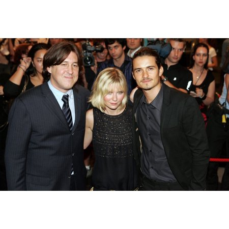 Cameron Crowe Kirsten Dunst Orlando Bloom At Arrivals For Elizabethtown Premiere At Toronto Film Festival Roy Thomson Hall Toronto On Saturday September 10 2005 Photo By Malcolm TaylorEverett Collecti - Halloween Festivals In Orlando