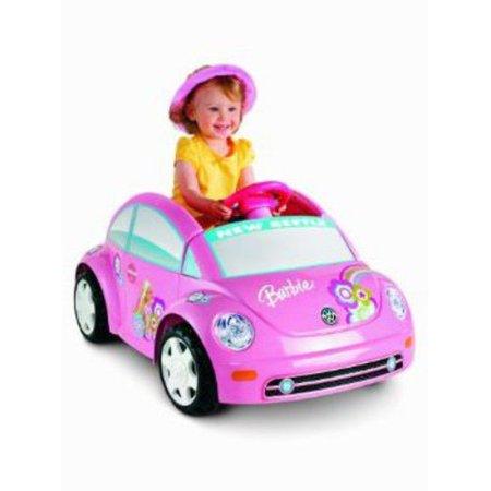 Toddler Girl Electric Car