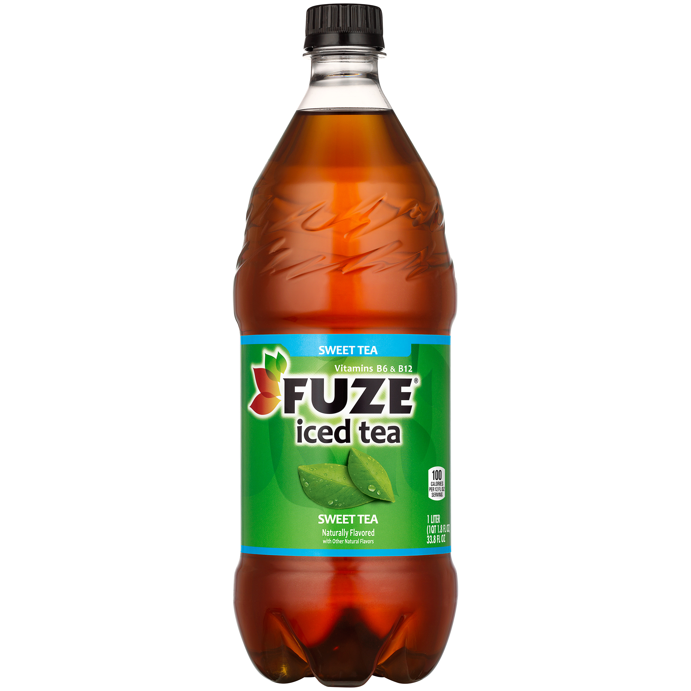 Fuze Tea Sweet Bottle, 1 Liter