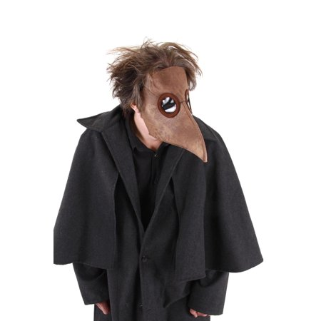 Plague Doctor Costume Mask Adult