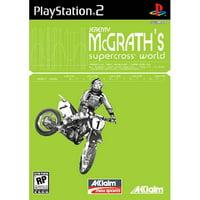 Jeremy McGrath Supercross World PS2