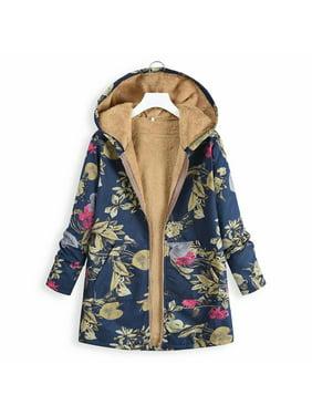 d3efba4a6b7d Blue Womens Coats   Jackets - Walmart.com
