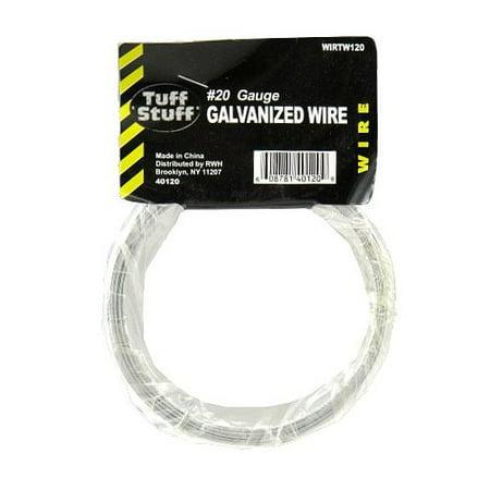 1 lb. Coil 20 Ga. X 309.3' Galvanized Tie Wire
