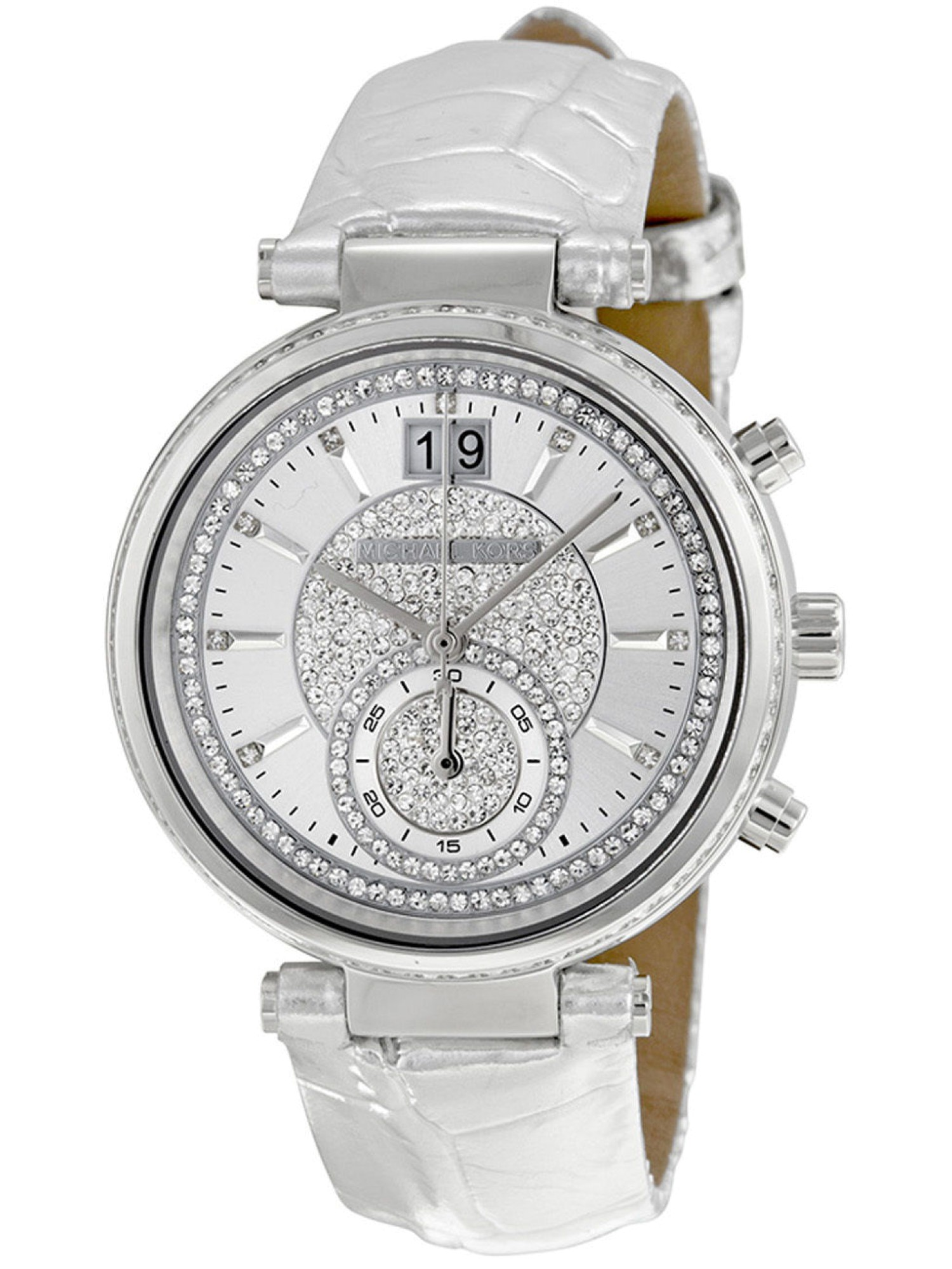 fee2cbd99 Michael Kors - Michael Kors Womens MK2443 39mm Watch 172268452961-E ...
