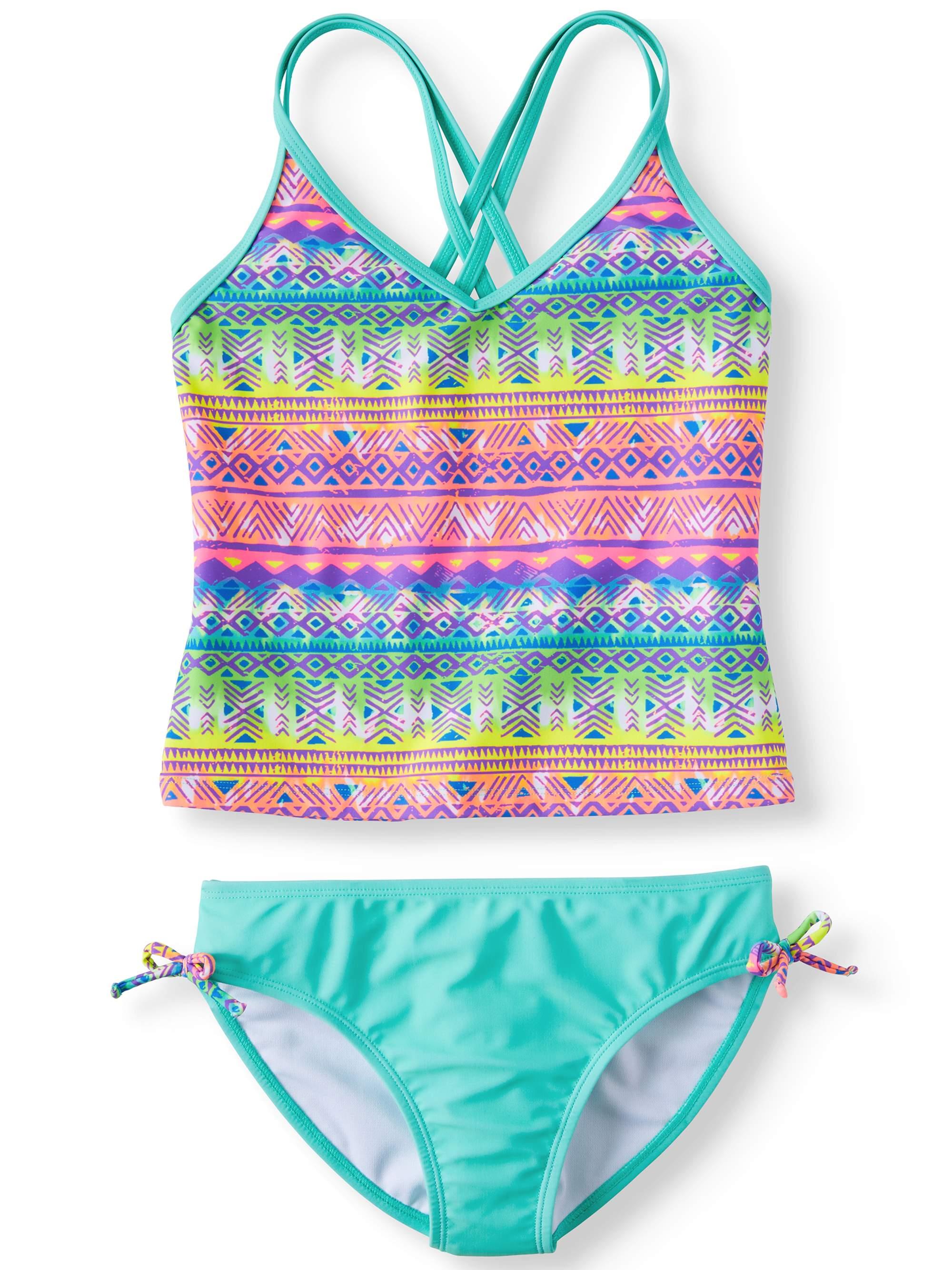 Girls Swimwear Walmartcom