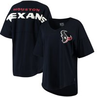 190e5736e28 Product Image Houston Texans NFL Pro Line by Fanatics Branded Women's  Spirit Jersey Goal Line V-Neck