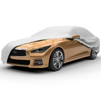 Budge Lite Car Cover, Basic Indoor Protection for Cars, Multiple Sizes