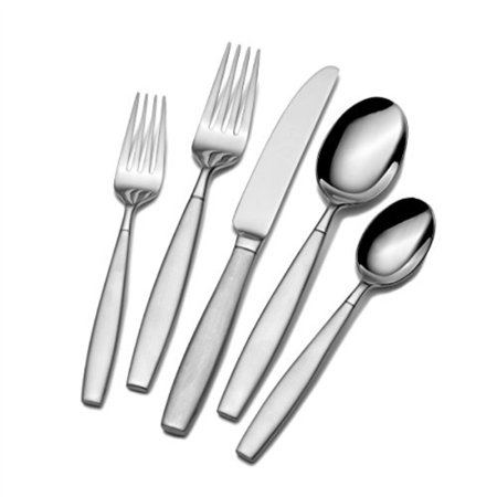 Towle Living Gia 42-Piece Flatware Set, Service for 8