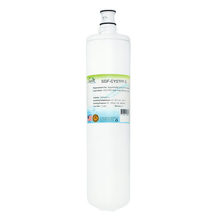 - SGF-CYSTFF-S Replacement Water Filter for Aqua Pure C-Cyst-FF