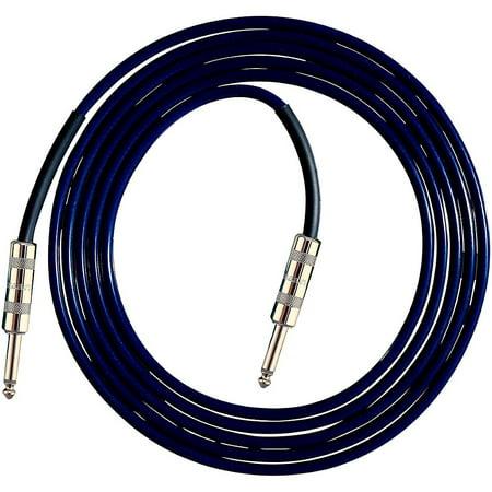 Livewire Soundhose Instrument Cable Blue 10 ft.