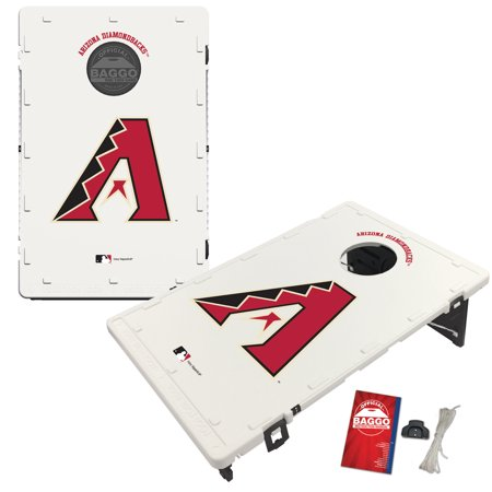 Arizona Diamondbacks 2' x 3' Classic Design BAGGO Bean Bag Toss Game - No Size Baggo Bean Bag Game