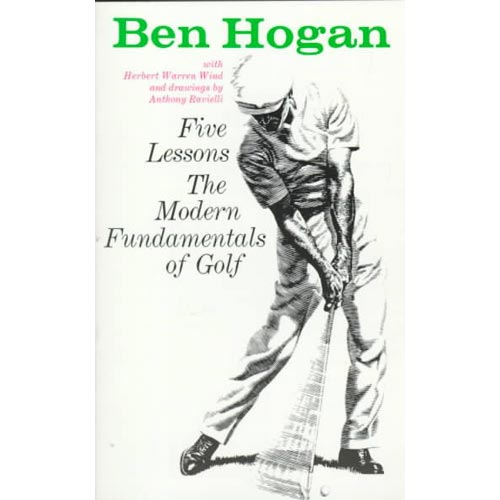 5 Lessons: The Modern Fundamentals of Golf