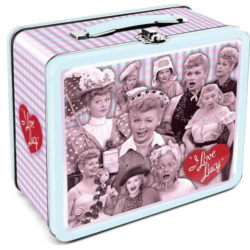 Aquarius I Love Lucy Lunchbox