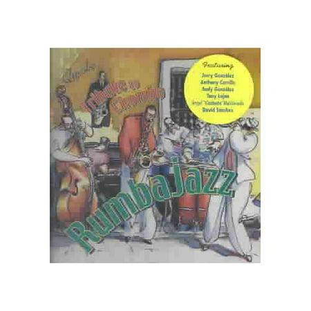 RumbaJazz includes: Jerry Gonzalez, Andy Gonzalez, David Sanchez,