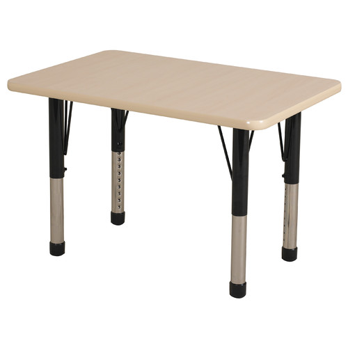 ECR4KIDS Rectangle Activity Table - 24L x 36W in.