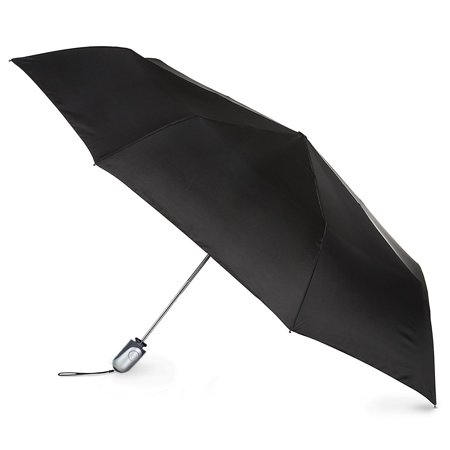 42 Inch Mini Folding Umbrella - 43-Inch Automatic Rain Umbrella Mini Compact Folding