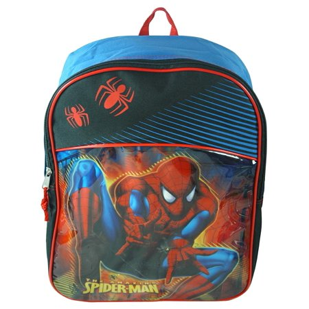 "The Amazing Spiderman 15"" School Backpack"