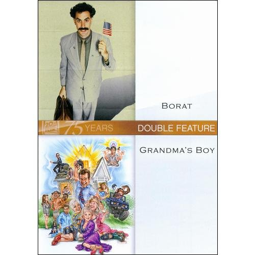 Borat / Grandma's Boy (Double Feature) (Fox 75th Anniversary) (Widescreen, ANNIVERSARY)