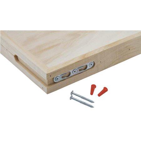 Keyhole Hardware - Waddell Mfg Co Keyhole Hardware KP175DP/KH-1